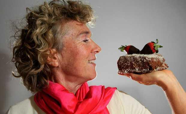 Liz GilbertGrant is offering classes in raw food preparation.