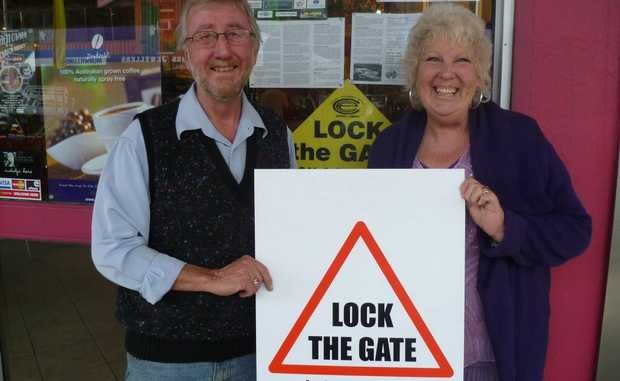 Lock the Gate Tweed spokesman Michael McNamara says residents are appalled the CSG industry has made its way to the Tweed valley.
