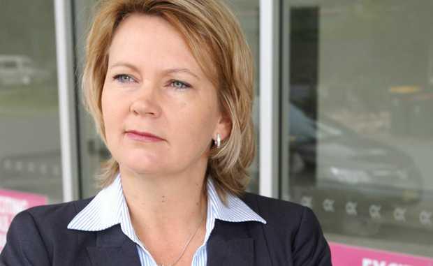 Pottsville businesswoman Tania Murdock