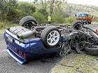 Yesterday's crash at Vale View in which a man was killed brought our region's road toll to four dead in 24 hours.