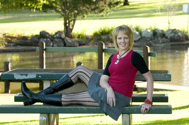 Suzanne Brumby has lost 45 kilograms by using Weight Watchers and is a semi-finalist in their 2012 Healthy Life awards, Friday, July 20, 2012.