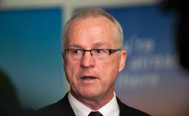 Mayor Mark Jamieson