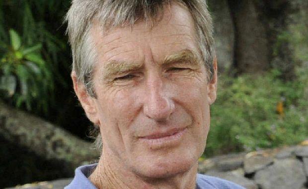 Ian Gaillard, co-ordinator for Lock the Gate Northern Rivers.