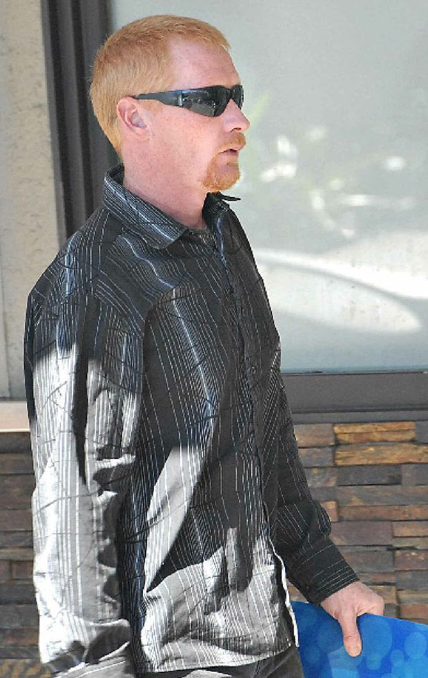 Norman Grosser sent a picture of his penis to a 15-year-old Mackay girl.