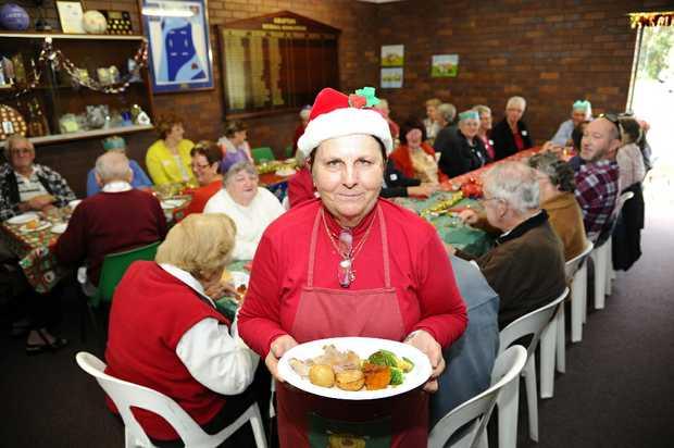 Manager of Grafton Meals On Wheels Rhonda Raven