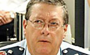 Police Commissioner Ian Stewart