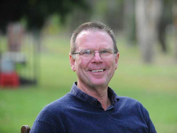 WBHHS chairman Gary Kirk.