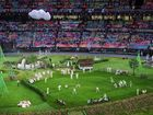 Opening ceremony lights up London