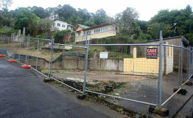 A developer has turned its back on plans to build a unit block in Church Lane, Murwillumbah, citing costs and fears of an unsuccessful application.