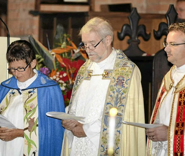 The Anglican Diocese of Grafton hosted the collation of a diocesan and mission archdeacons.