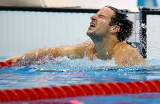 James Magnussen has been forced to settle for silver in the final of the men's 100 metre freestyle.
