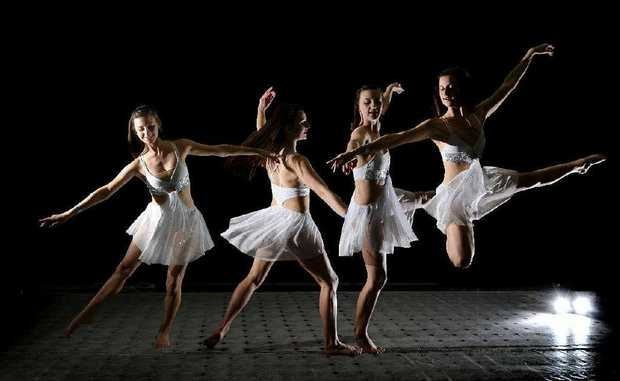 Emily Sydenham, 16 of Studio 1 - won through to the National Showcase Dance finals to be held in January.
