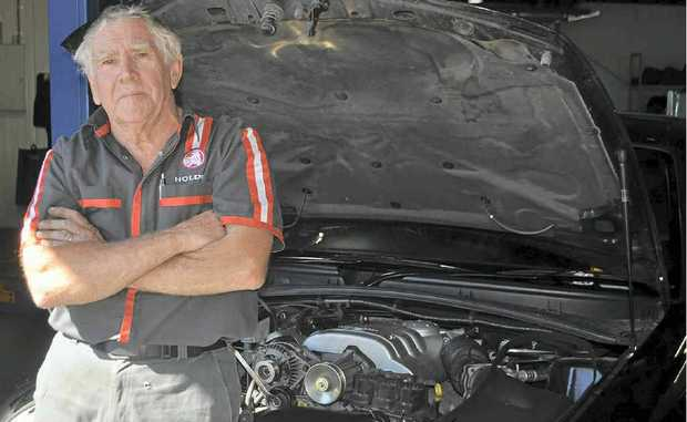 David Wright is retiring after 49 years at Deighton Motors.