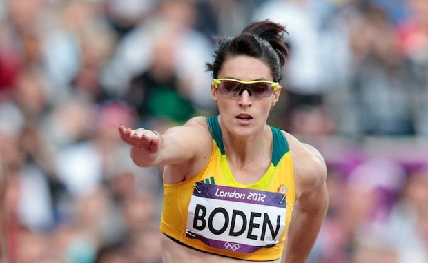 Lauren Boden has missed out on a spot in the final of the women's 400 metre hurdles.