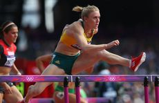 Sally Pearson broke the Olympic record for the women's 100 metre hurdles at the 2012 London Olympics.