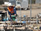 Growth in gas mining sector