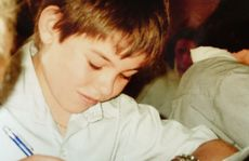 Denise Morcombe's favourite photo of her son Daniel.