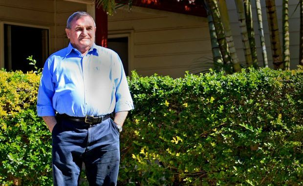Councillor Warren Polglase questioned the motives of two fellow councillors for not support a lease for a motorcycle track in Murwillumbah.