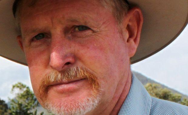 Southern Downs Deputy Mayor Ross Bartley.