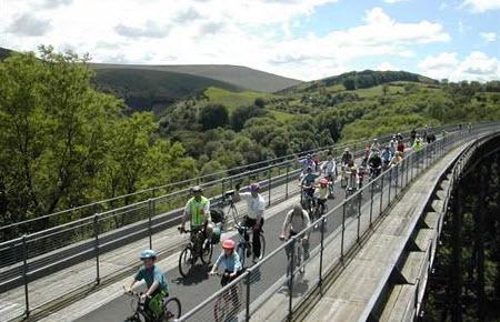 Cycling in Dartmoor.