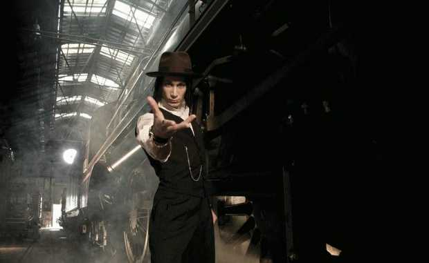 Illusionist Cosentino is headed for the Gold Coast.