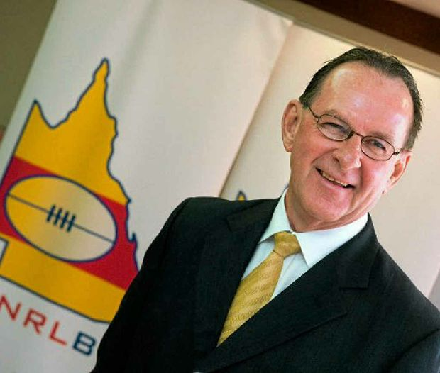 JOIN UP: CQ NRL Bid CEO Denis Keeffe is urging football fans in Gladstone to embrace the bid.