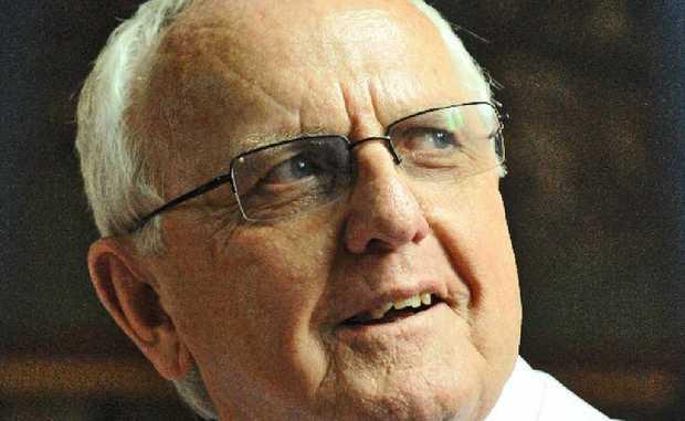 Fr Rex Hackett.