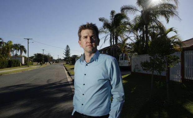 Queensland Attorney-General Jarrod Bleijie