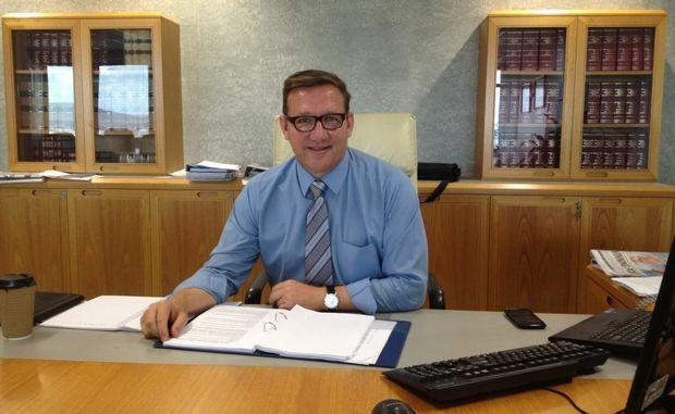MP David Gibson