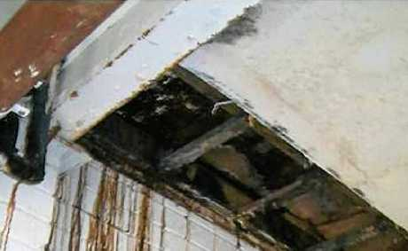 12 regional and rural hospitals, including Sarina, require urgent repairs and maintenance.