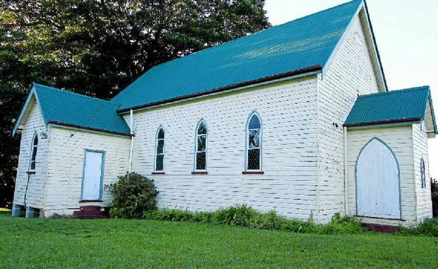 The Federal community has raised the funds needed to buy the former Anglican Church.