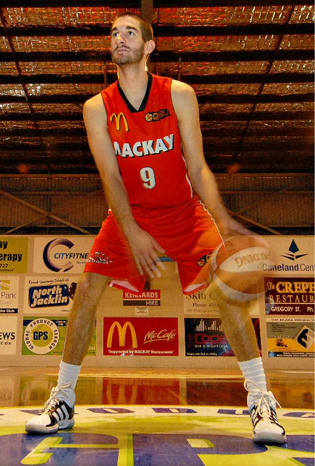 Mackay Meteors point guard Braydon Hobbs will head to Spain once he finishes the QBL season.