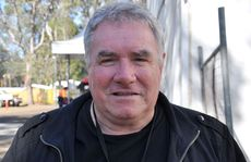 Gympie Muster Ltd Marketing and Artist Services Manager Jeff Chandler.