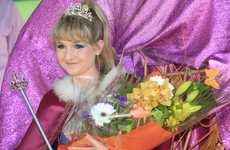 Jess Mattner was named the 2012 Banana Queen.