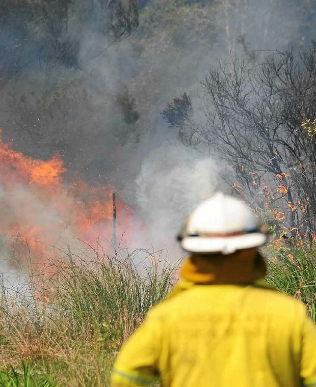 People are urged to start preparing for bushfires.