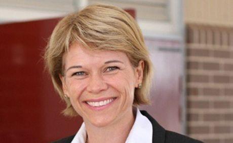 Katrina Hodgkinson.