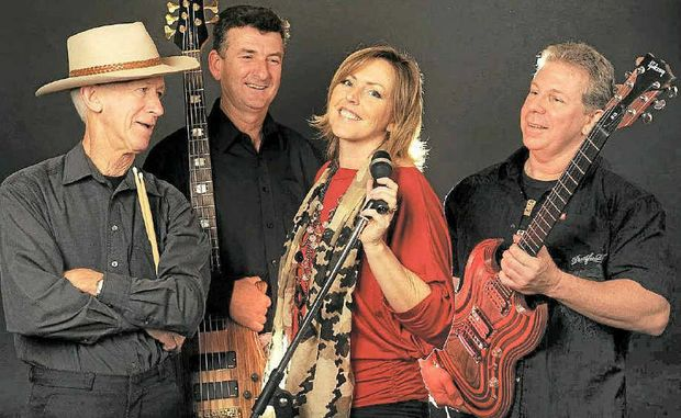 The Four Flames will heat up the Police Ball on Saturday, September 8 at the Clarence River Jockey Club.
