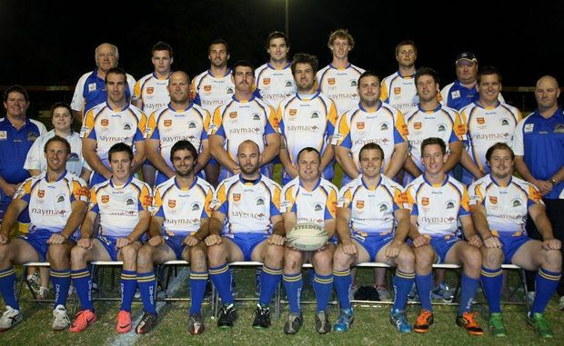 The mighty Murwillumbah Mustangs will take on the Grafton Ghosts in Sunday's grand final.