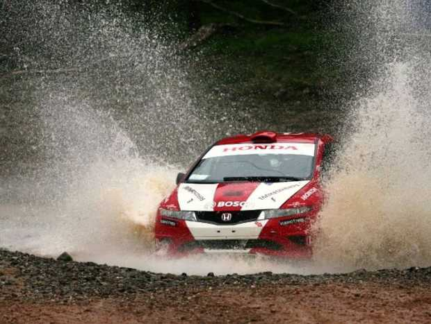 Rally cars will once again bring the heart of Coffs Harbour to a standstill in three days time.