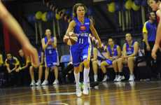 QBL Women's Gran Final, Gladstone Power vs Mackay Meteorettes, Kev Broom Stadium, Gladstone. Gladstone Power player Jessica Bibby.