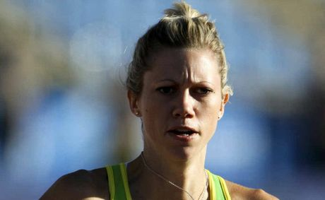 Champion Paralympian Carlee Beattie.