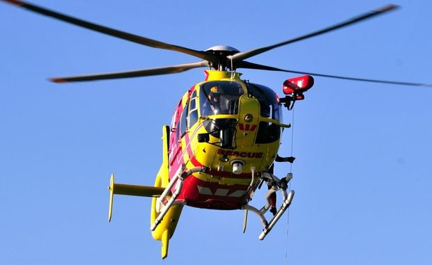 The Westpac Helicopter has been called to help search for a missing person.