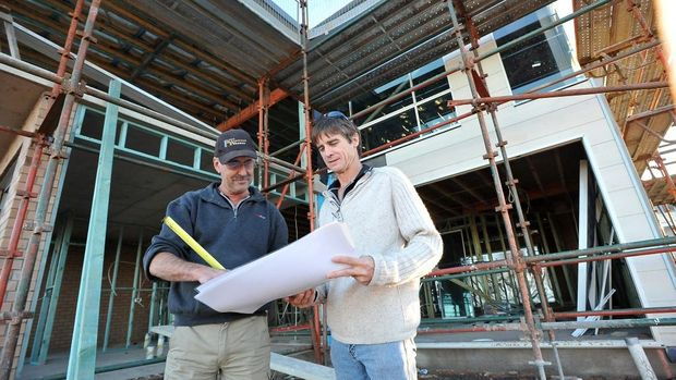 MORE than 300 members of Queensland's $60 billion building and construction industry will come together over the next two days.