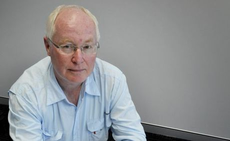 Toowoomba carer Patrick Boyce was offended to receive an email from a government department that wished his family a Merry Christmas and informed him that some of his son's fundi
