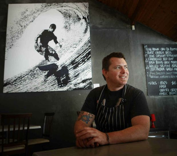 Lindsay McDonald's restaurant Frangipan has been rated in the SMH Good Food Guide.