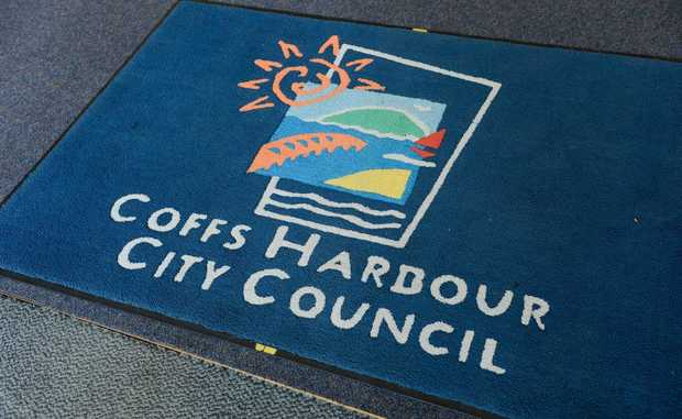 Coffs Harbour City Council chambers. Photo: Trevor Veale/The Coffs Coast Advocate.