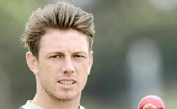 James Pattinson is ready for South Africa.
