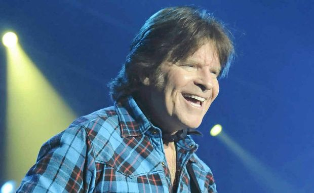 Creedence Clearwater Revival's John Fogerty performing at Bluesfest 2012.