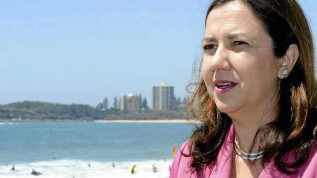 ANNASTACIA Palaszczuk is not sure how many jobs will be created in the next three years because she says the LNP has refused to give them access to documents.