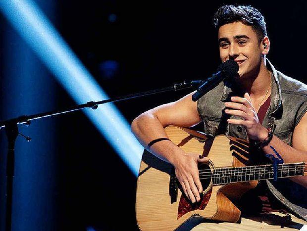 X Factor star Adil Memon